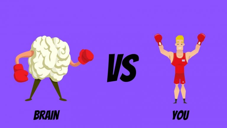 Fight our stupid brain is a study habit for college