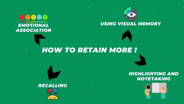 How to retain more in speed reading
