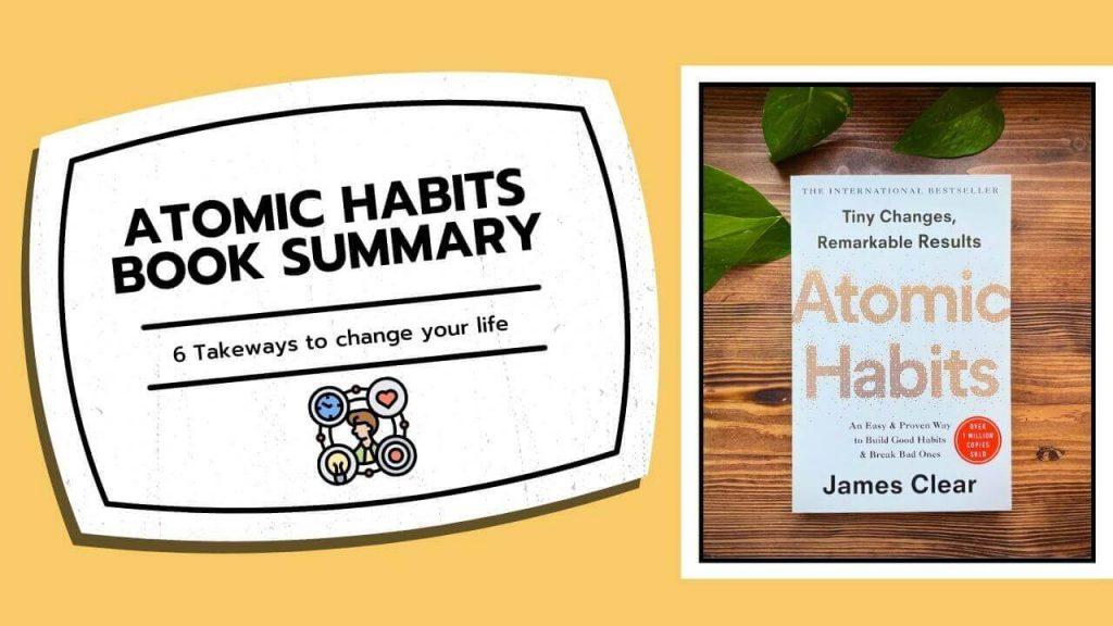 Atomic habits book summary